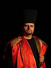 High priest of Baal / Nabucco